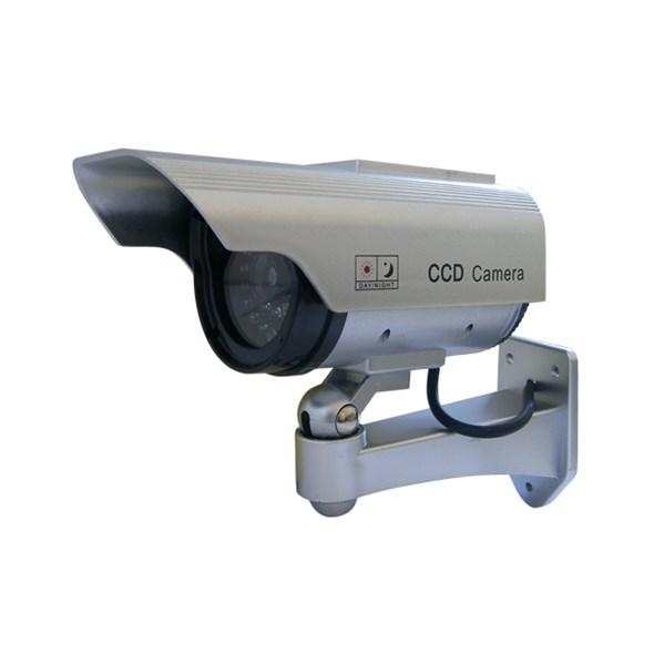 SOLAR 8008 atrapa kamery solární (Imitace bezpečnostní kamery )