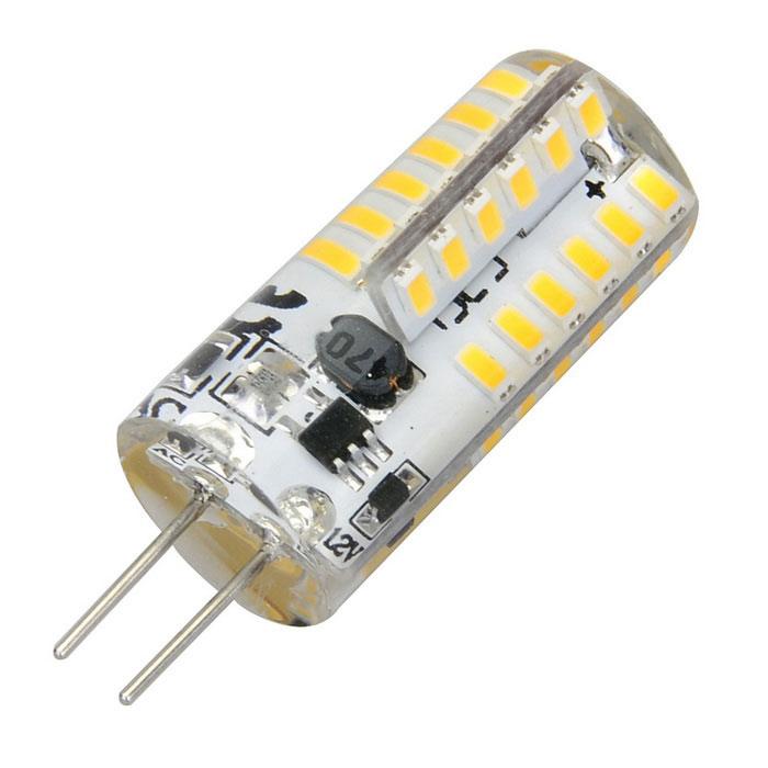 LED žárovka G4 3W 12V teplá bílá (SMD Lighting G4 48x SMD 3014)