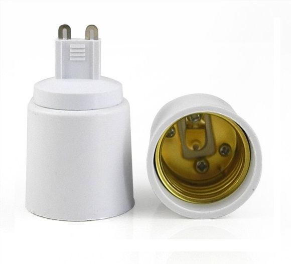 Redukce G9 na E27 (Redukce žárovky)