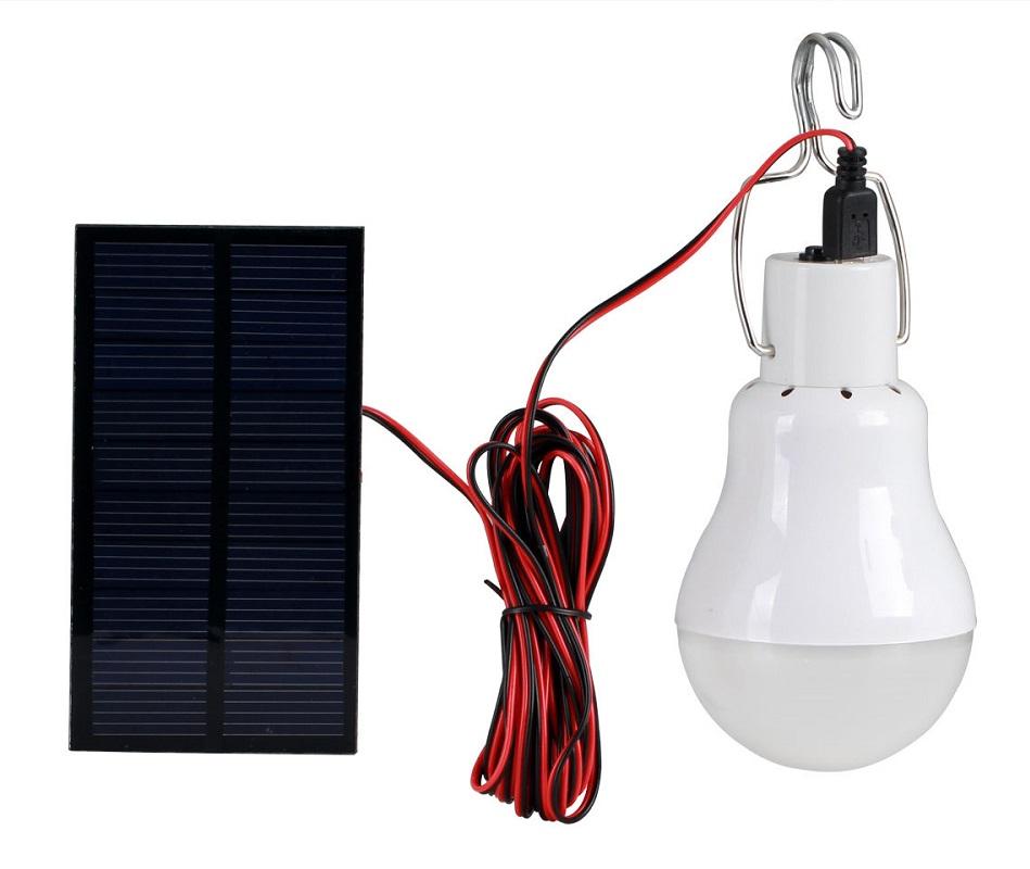 Solar S2700 Solární závěsné světlo (Solární LED světlo k zavěšení)
