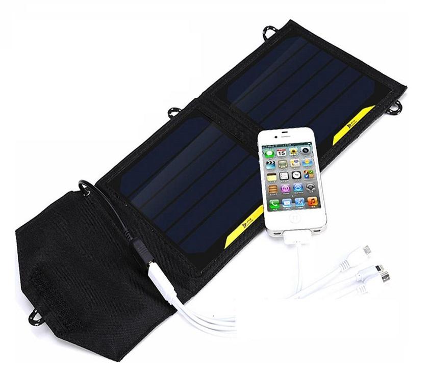 Univerzální solární panel Speed 1400 (Praktická solární nabíječka )