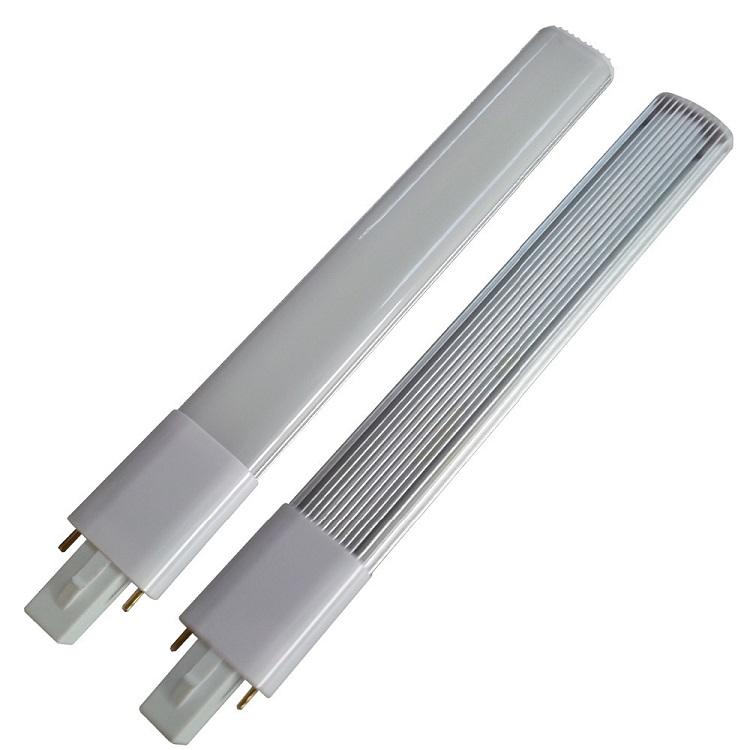 SMD Lighting LED žárovka G23 6W 21x SMD čistá bílá (LED žárovka G23 21x SMD 2835)
