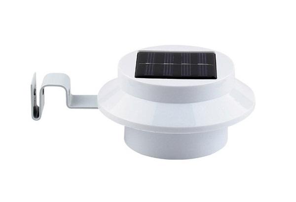 Solární závěsné světlo bílé 4 kusy K550 (Solární LED světlo k zavěšení set 4 kusů)