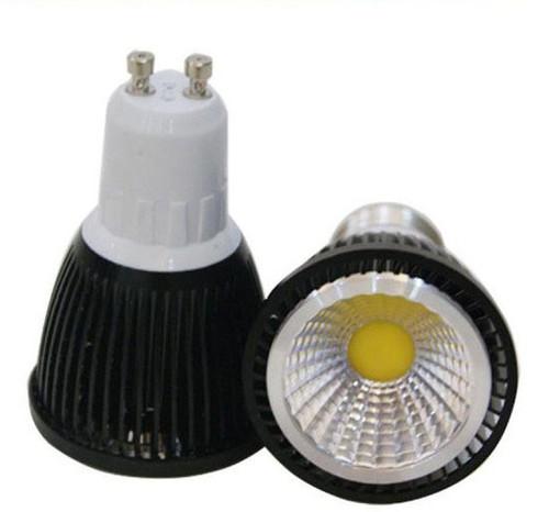 LED žárovka GU10 LED Light COB 4W teplá bílá (LED žárovka COB 4W - GU10 teplá bílá)