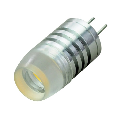 Žárovka LED G4 1,5W 12V teplá bílá (LED Light G4 100lm)