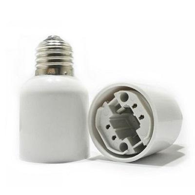 Redukce E27 na G24 (Redukce žárovky)
