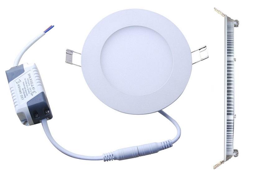 SMD Lighting LED podhledové svítidlo 10W teplá bílá (SMD Lighting vestavné)