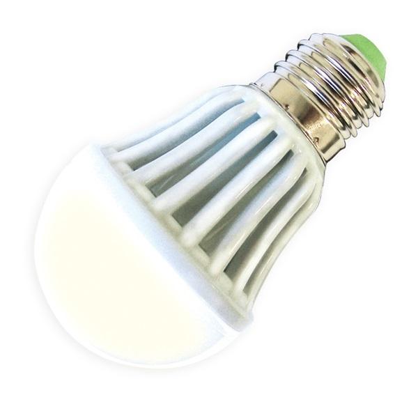 LED žárovka Solight 8W E27 teplá bílá (LED žárovka s paticí E27 8W)